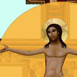 Elaborazione a partire dal Crocifisso di San Damiano